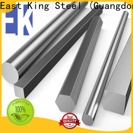 East King stainless steel bar factory for construction