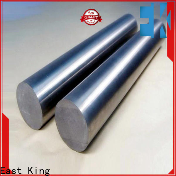 East King stainless steel bar with good price for chemical industry