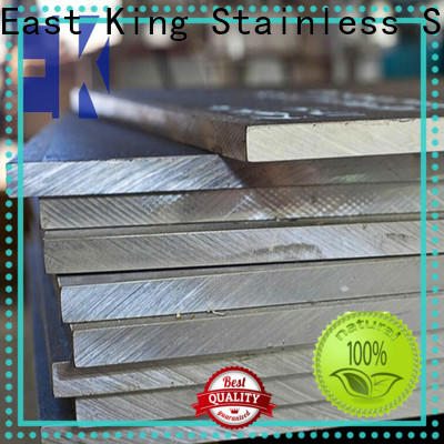 East King top stainless steel plate manufacturer for bridge