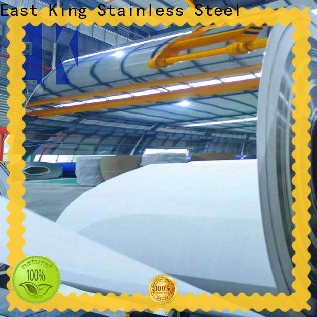 East King top stainless steel coil directly sale for construction