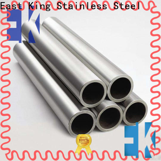 East King stainless steel pipe directly sale for construction