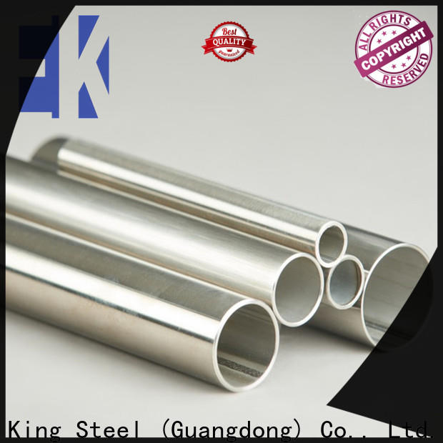 East King custom stainless steel tubing factory for tableware