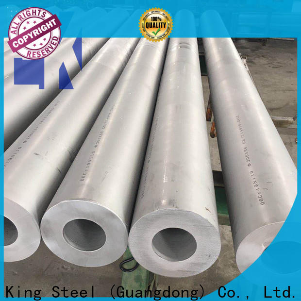 East King stainless steel pipe series for aerospace