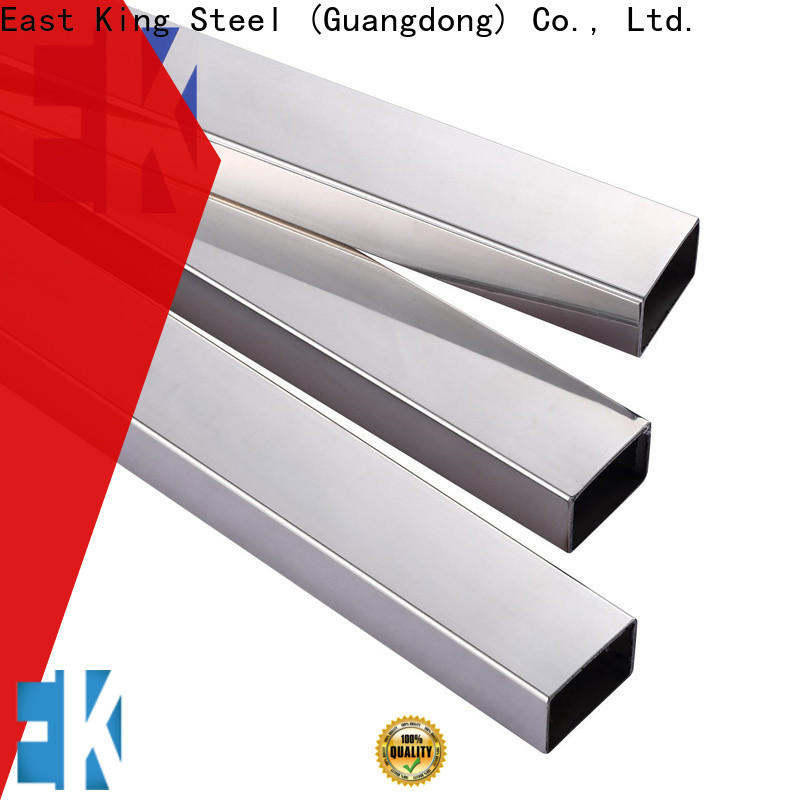 East King stainless steel tube series for aerospace