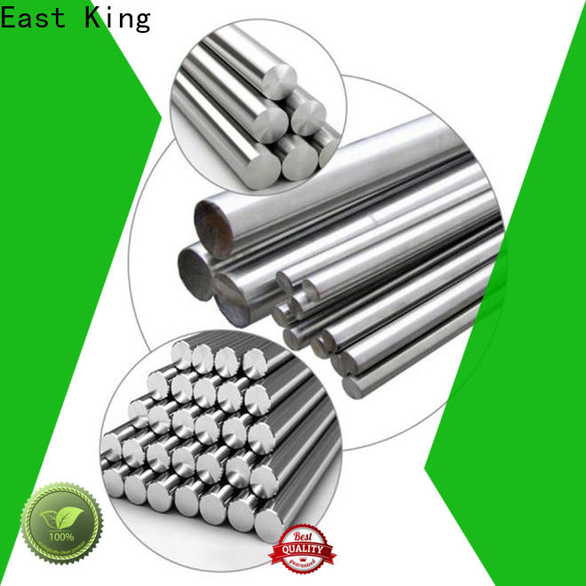 East King high-quality stainless steel bar factory for construction