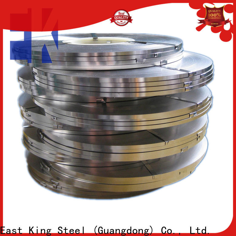 East King stainless steel coil factory price for automobile manufacturing
