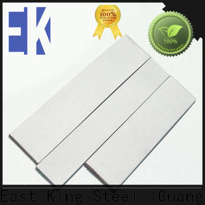 East King best stainless steel bar manufacturer for decoration