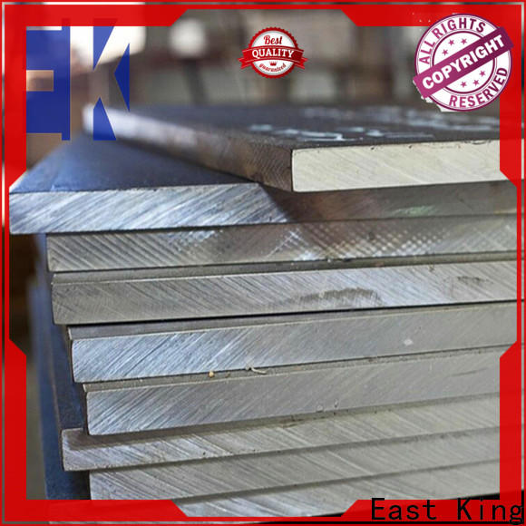 East King best stainless steel plate factory for bridge