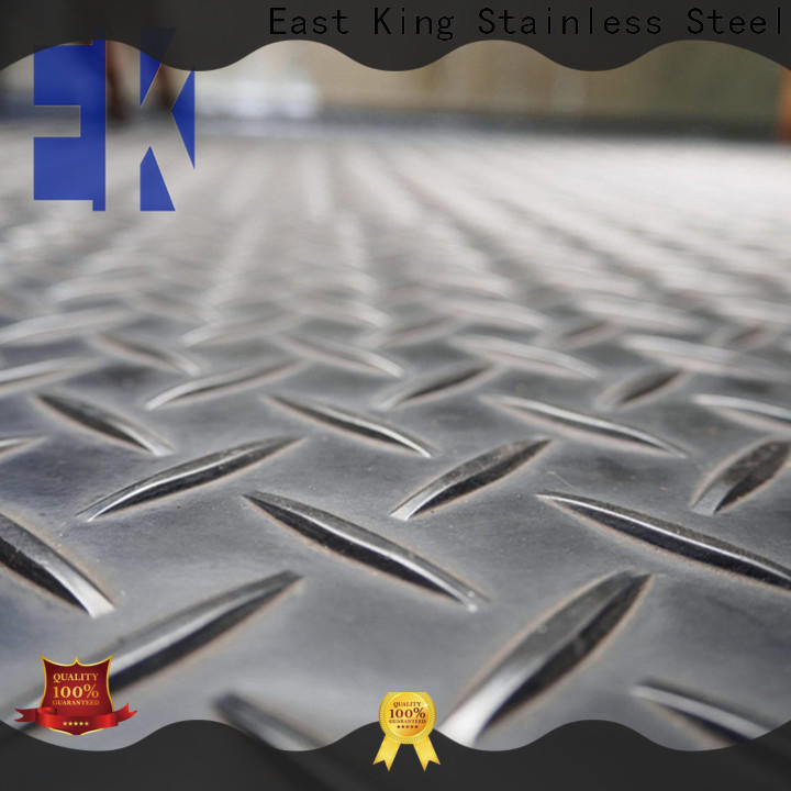 East King high-quality stainless steel plate manufacturer for aerospace