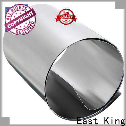 East King stainless steel roll with good price for chemical industry