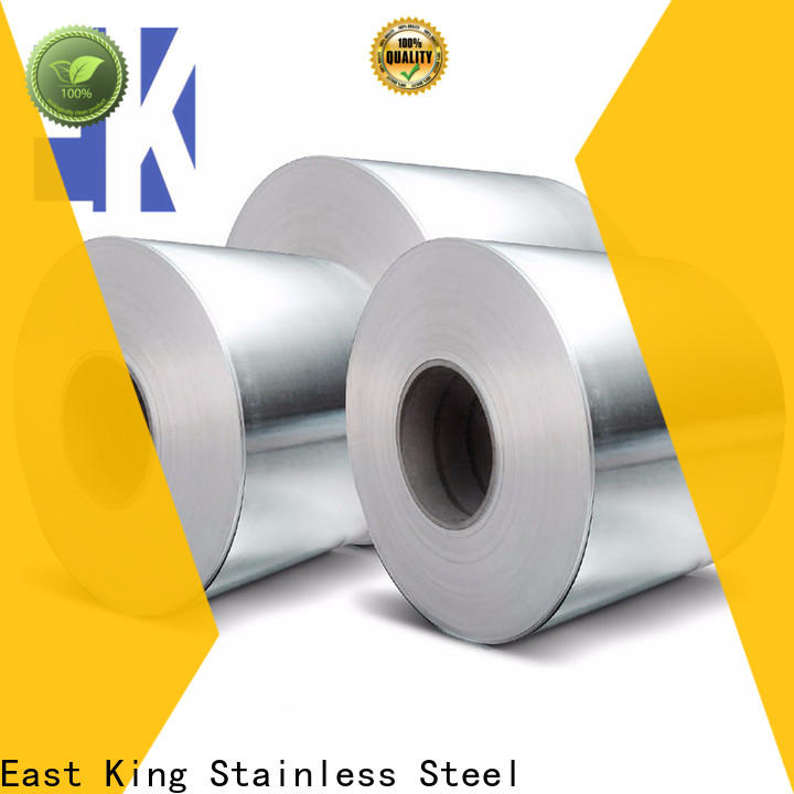 East King stainless steel coil factory price for chemical industry