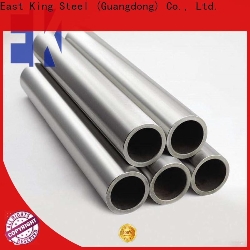 East King custom stainless steel tubing series for tableware