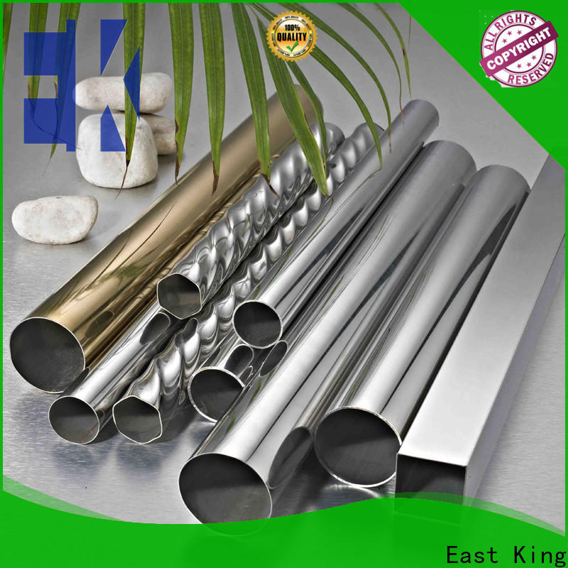 custom stainless steel tubing factory for construction