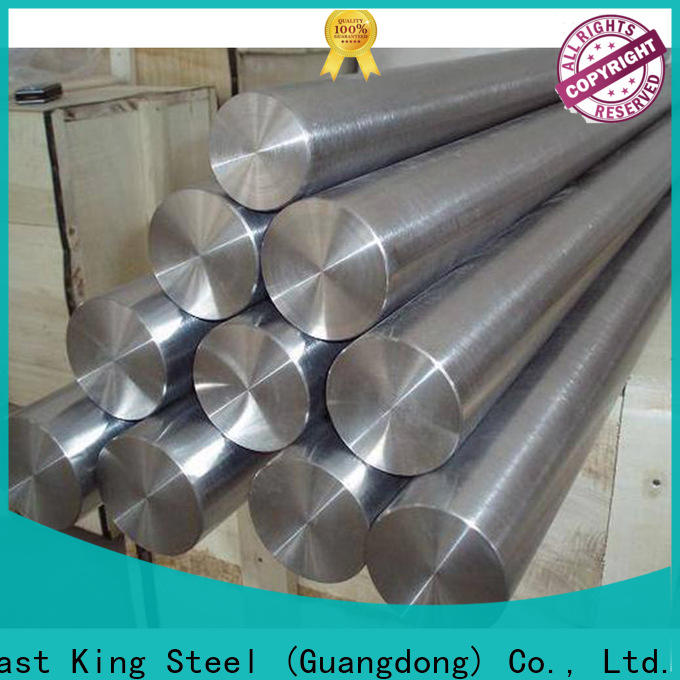 East King best stainless steel bar with good price for chemical industry