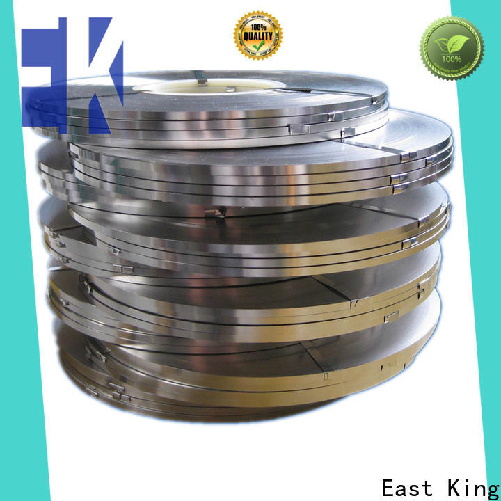 East King custom stainless steel roll factory for construction