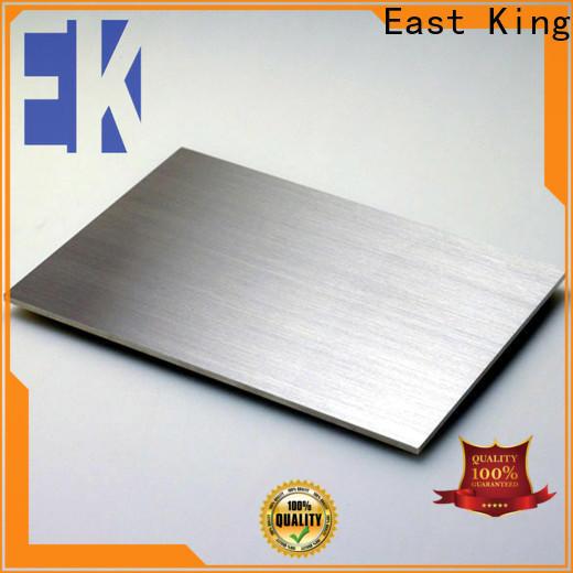 wholesale stainless steel sheet supplier for bridge