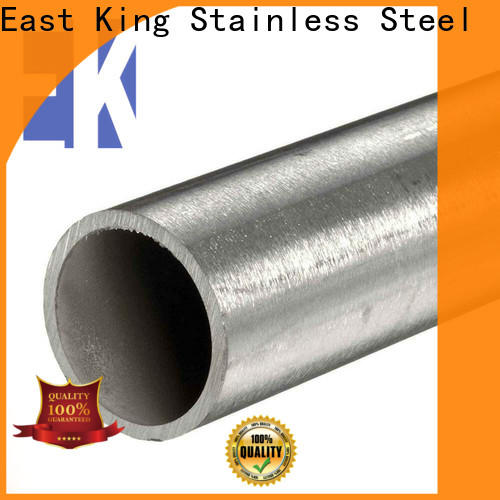 East King high-quality stainless steel tube factory for construction