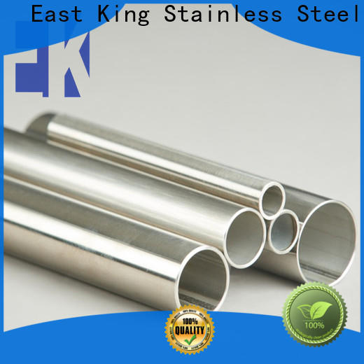 East King new stainless steel tubing series for construction