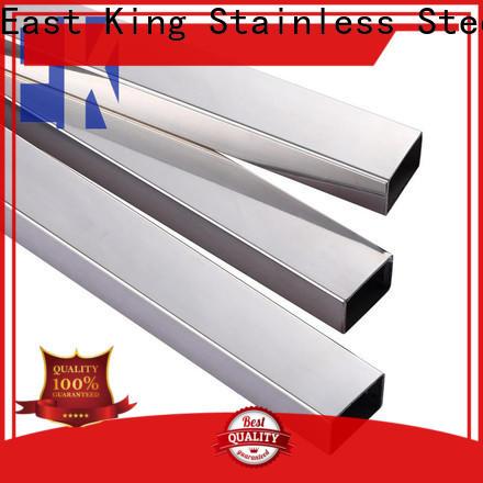 East King new stainless steel tube series for bridge