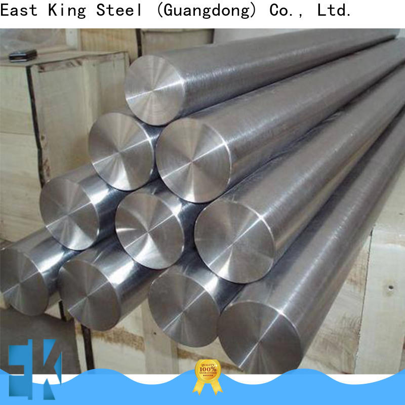 East King top stainless steel bar manufacturer for decoration