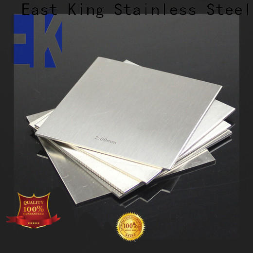 East King best stainless steel plate supplier for tableware