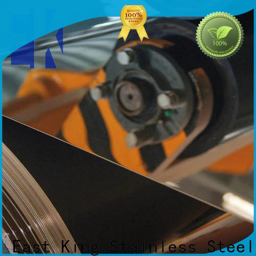East King stainless steel sheet with good price for tableware