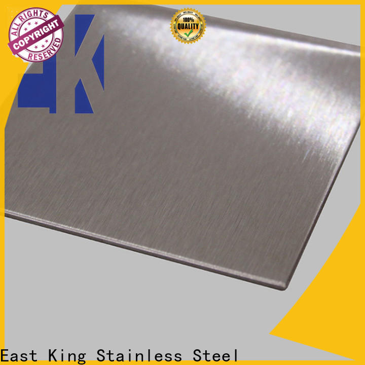 top stainless steel sheet supplier for aerospace