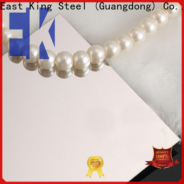 East King stainless steel sheet supplier for construction