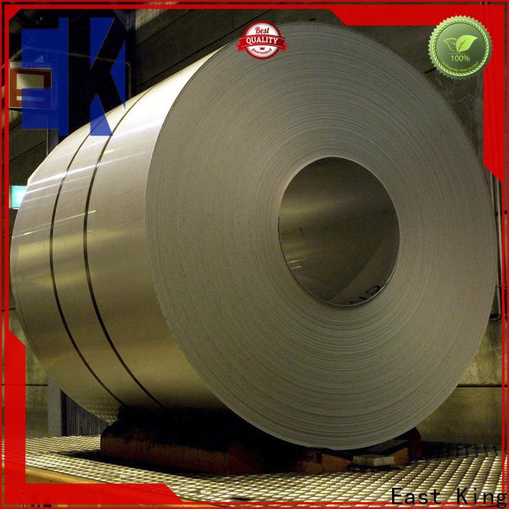 East King stainless steel coil with good price for chemical industry