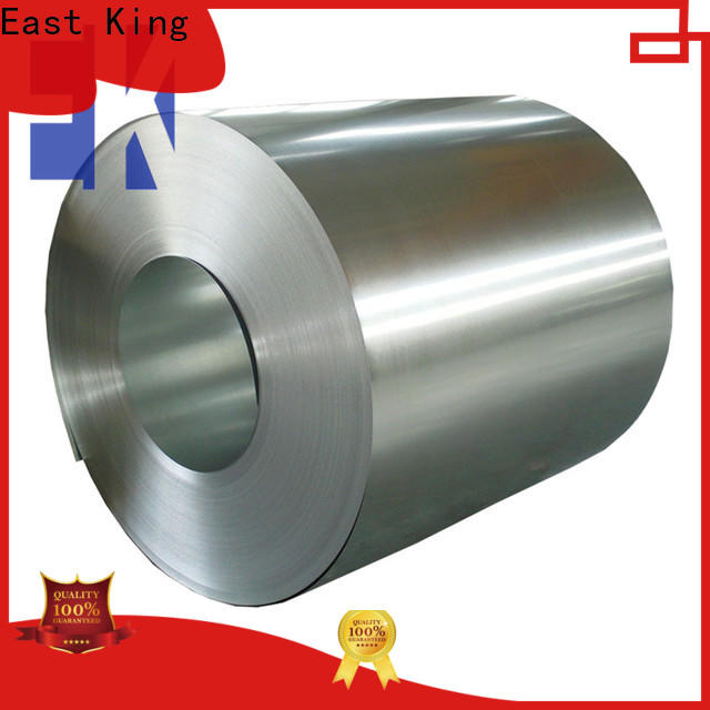 East King new stainless steel coil factory for chemical industry
