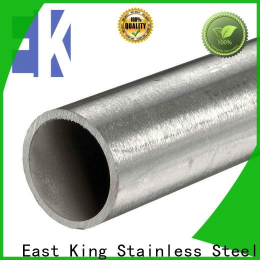 East King custom stainless steel tube series for bridge