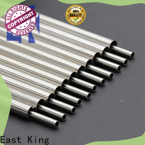 East King new stainless steel pipe directly sale for mechanical hardware