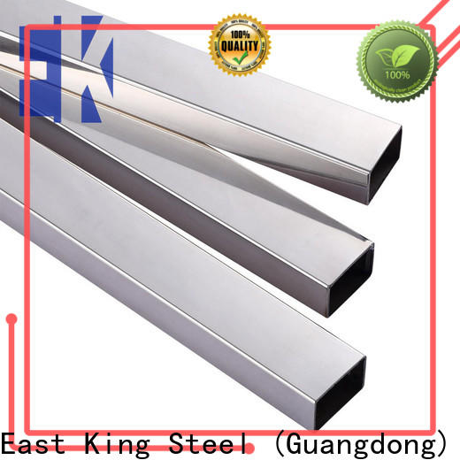 East King stainless steel pipe factory price for aerospace