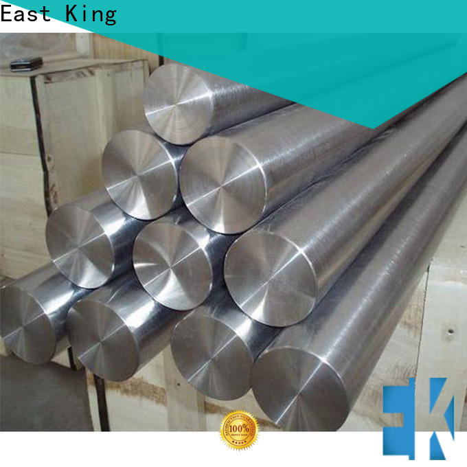 East King stainless steel rod factory for automobile manufacturing