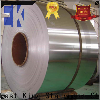 East King stainless steel roll factory price for construction