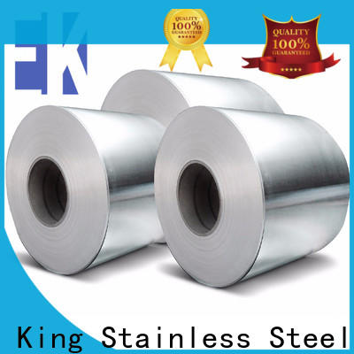 East King stainless steel coil with good price for automobile manufacturing