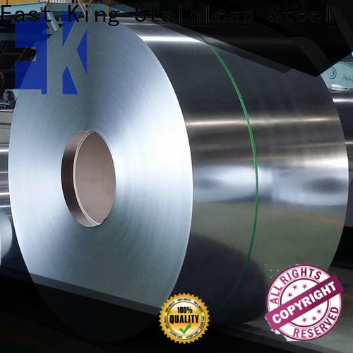 East King best stainless steel coil factory for automobile manufacturing