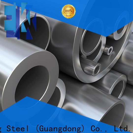 East King wholesale stainless steel pipe factory for mechanical hardware