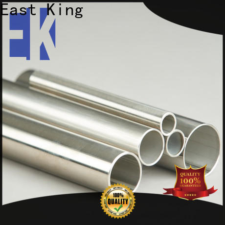 East King custom stainless steel pipe directly sale for bridge