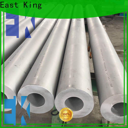 East King best stainless steel tubing series for construction