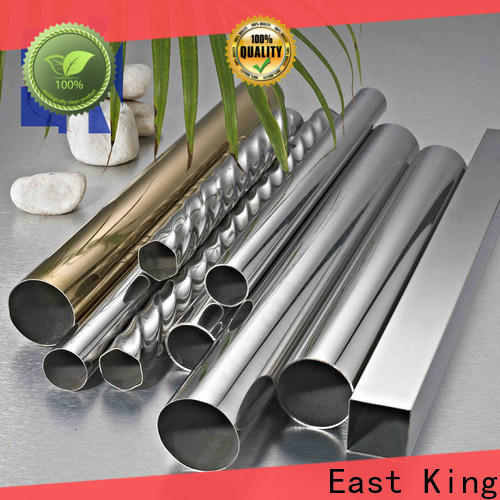 East King high-quality stainless steel pipe factory price for construction