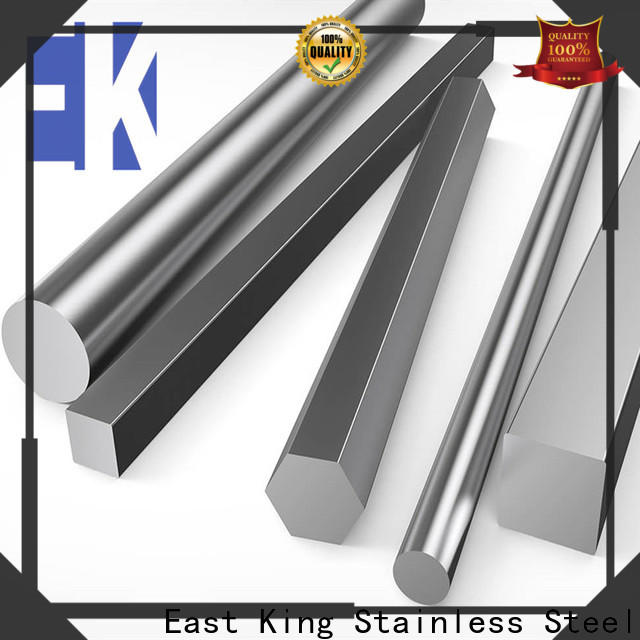 East King top stainless steel bar factory price for windows