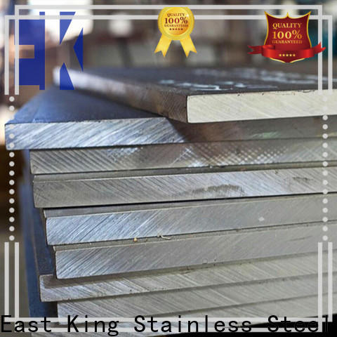 East King best stainless steel sheet manufacturer for aerospace