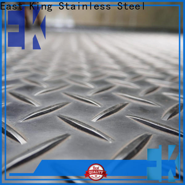 East King new stainless steel sheet factory for construction