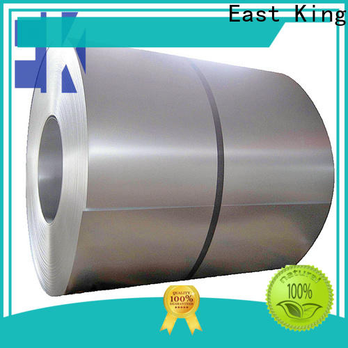 East King high-quality stainless steel coil factory for construction