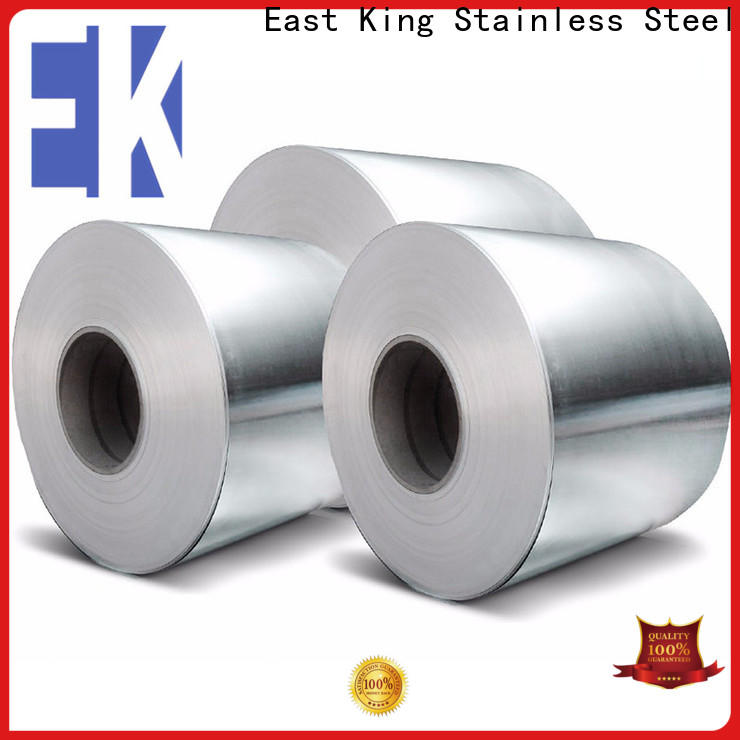 East King wholesale stainless steel coil factory price for decoration