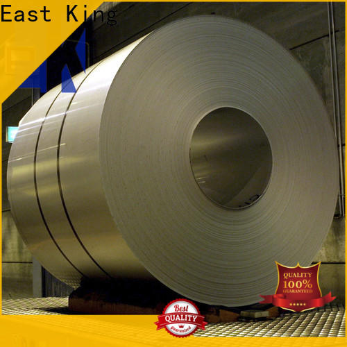 East King custom stainless steel coil directly sale for chemical industry