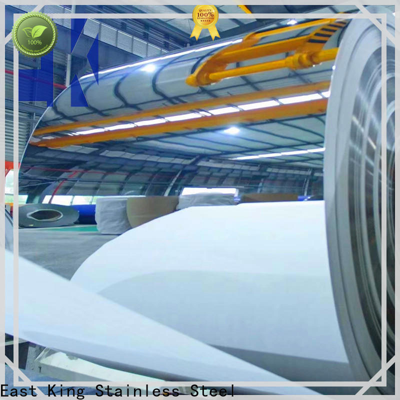 East King top stainless steel coil with good price for automobile manufacturing