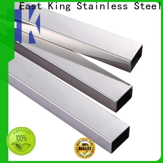 East King stainless steel pipe directly sale for aerospace