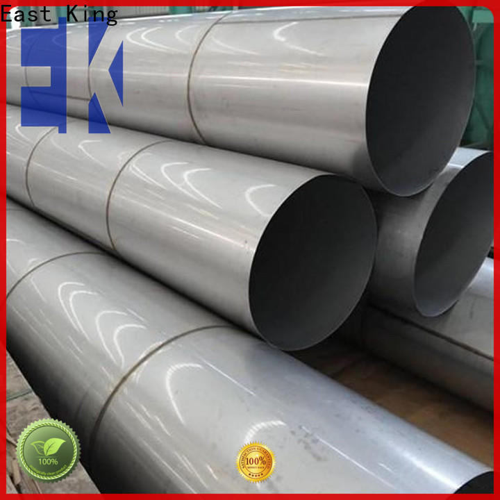 East King stainless steel pipe factory price for tableware